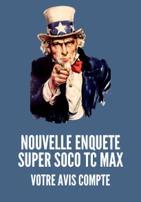 Sondage Super Soco TC MAX