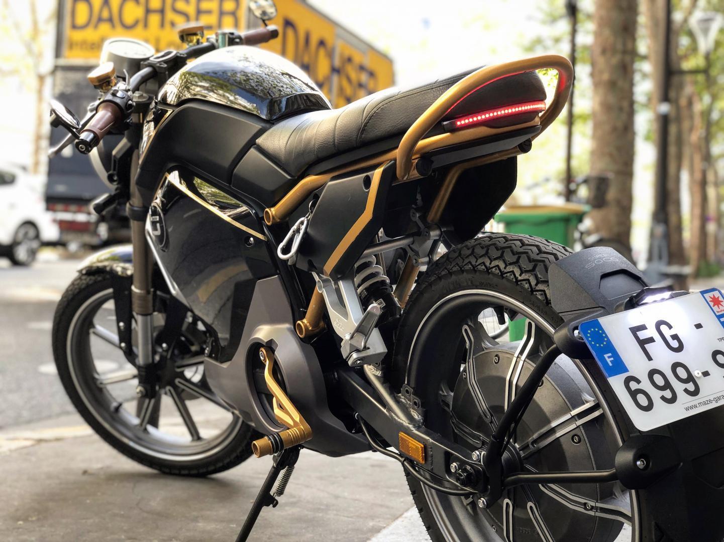 Super Soco TC bronze
