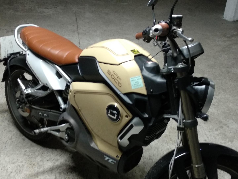 Super Soco TC 20210530