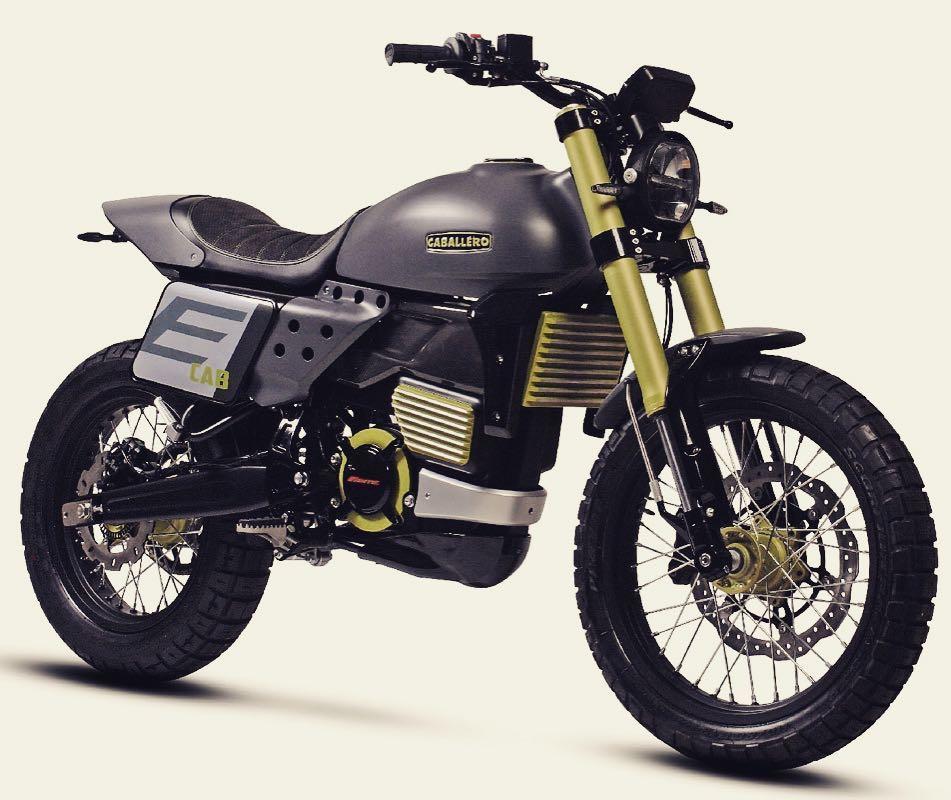 E-Caballero 125cc